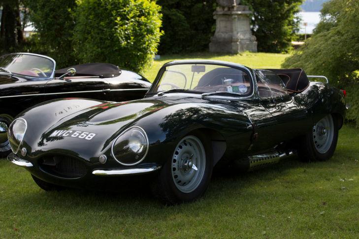 Jaguar XK SS Spider