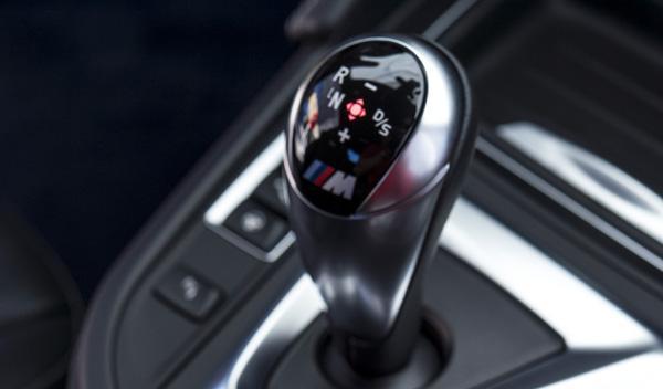 Nuevo BMW M4 cambio