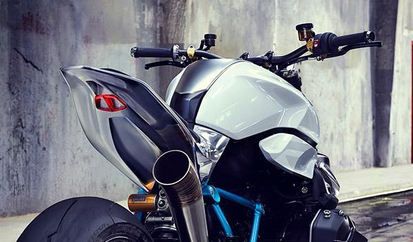 BMW Concept Roadster colín
