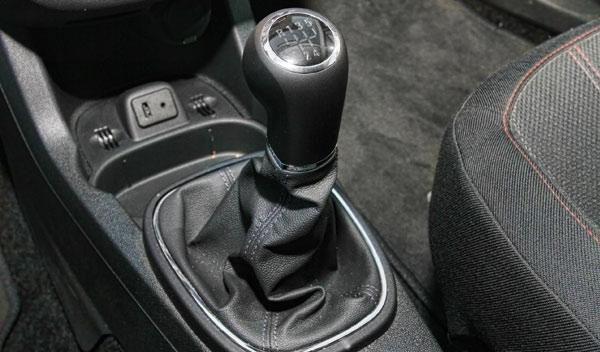 Opel Corsa 1.4 T caja de cambios