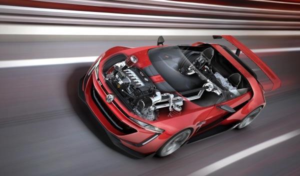 Volkswagen GTI roadster Gran Turismo 6