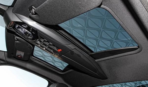 Citroën DS5 techo solar