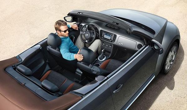 VW Beetle Cabrio Karmann Edition colores