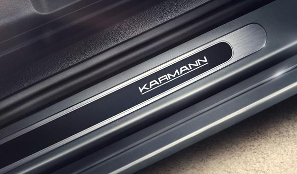 VW Beetle Cabrio Karmann Edition puertas
