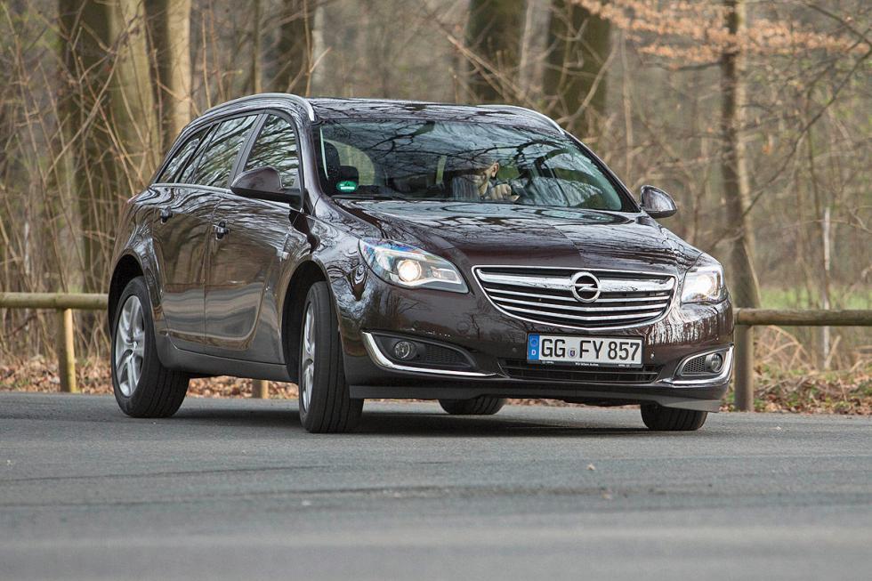 6. Opel Insignia Sports Tourer