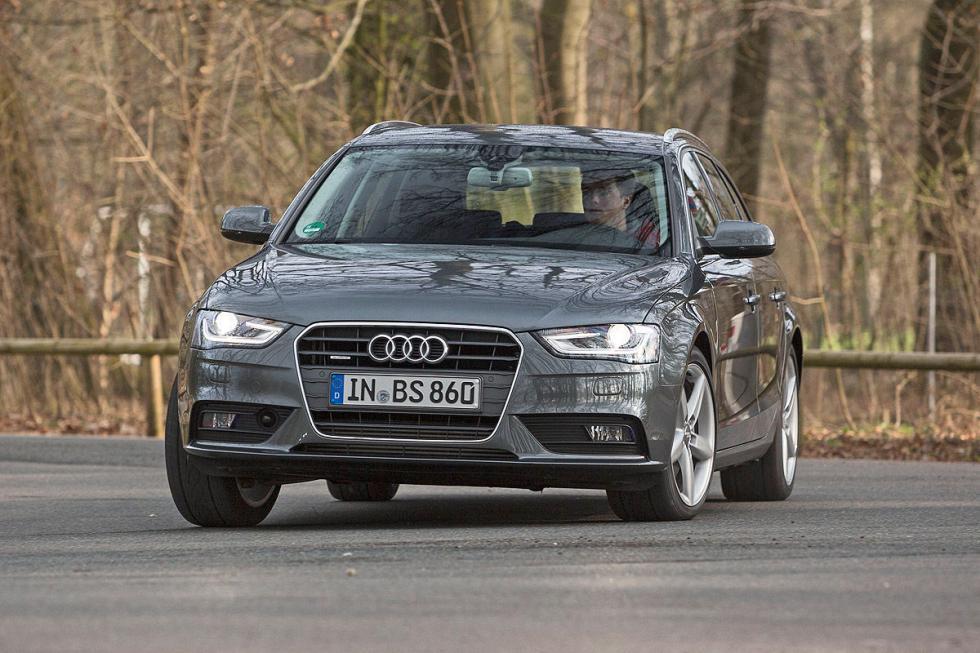 5. Audi A4 Avant