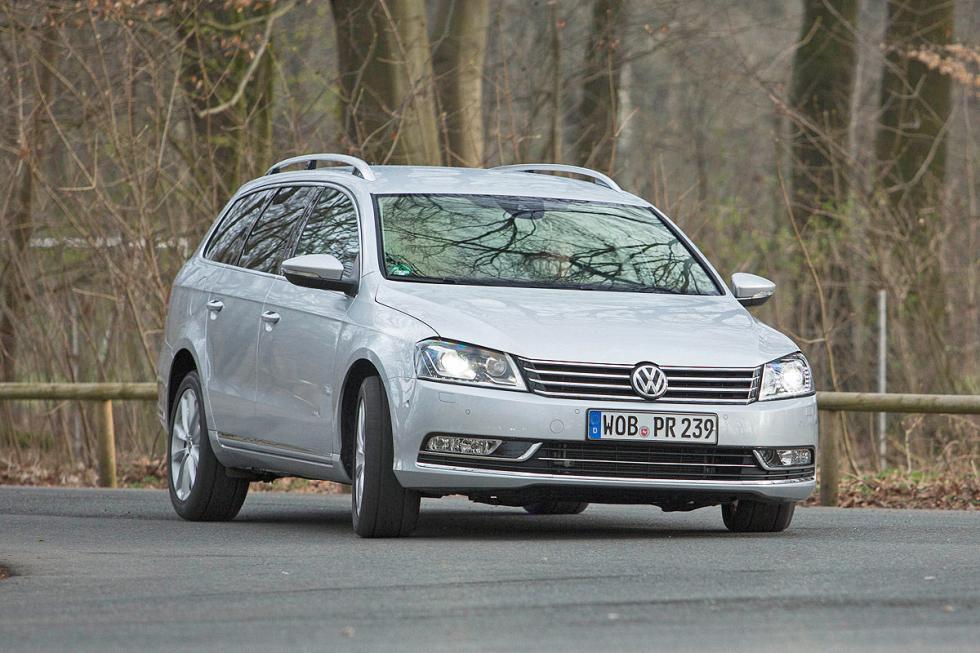 1. VW Passat Variant