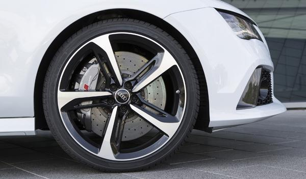 Audi RS 7 2014 llantas