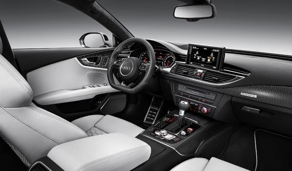 Audi RS 7 2014 interior
