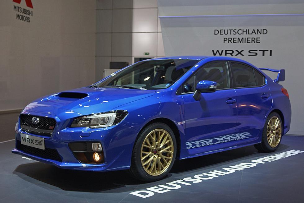 Nuevo Subaru Impreza WRX STI