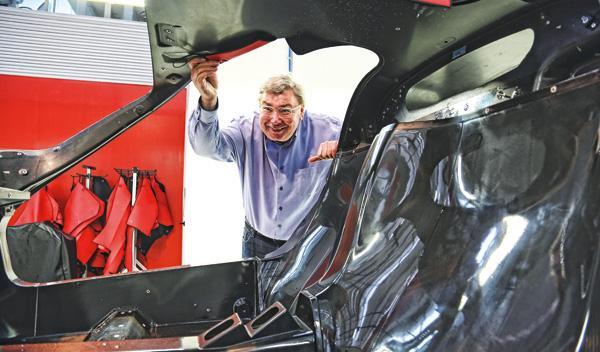 Ferrari LaFerrari chasis