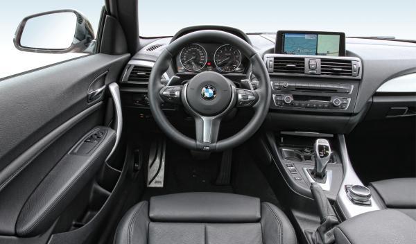 BMW-M235-salpicadero