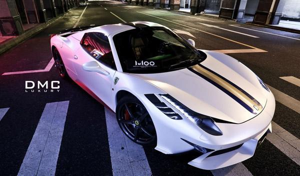 Ferrari MCC Edition carrocería