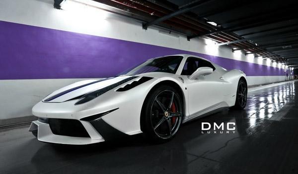 Ferrari MCC Edition llantas