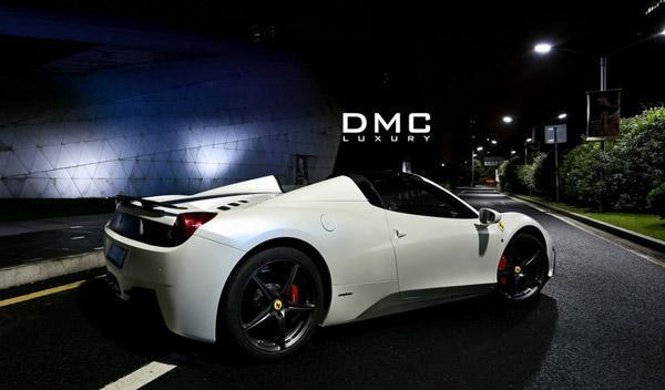 Ferrari MCC Edition trasera