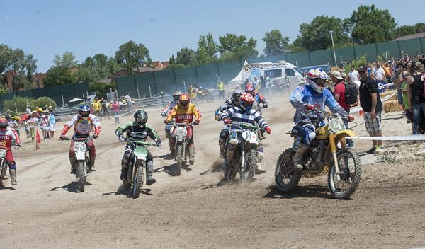 Jarama Vintage Festival 2014 motocross