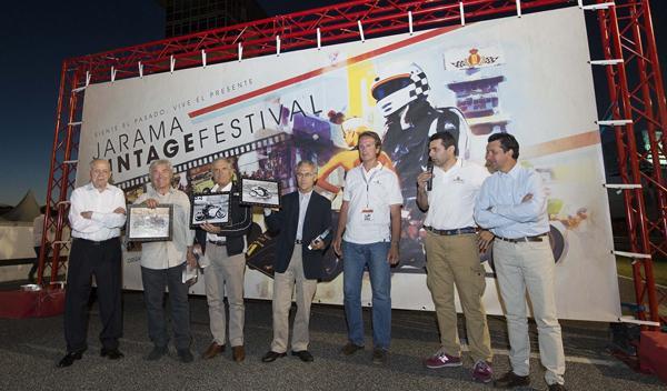 Jarama Vintage Festival 2014 homenajes