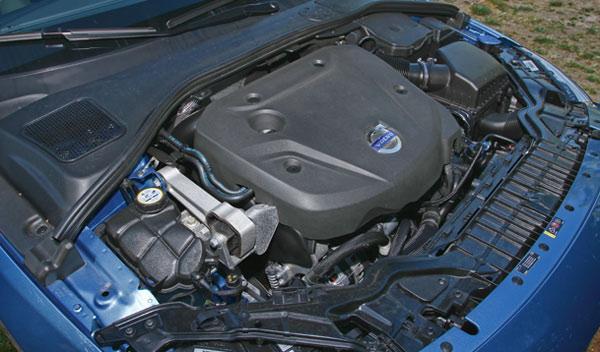 Motor del Volvo V60