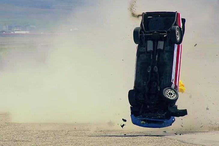 Nitro Circus coche