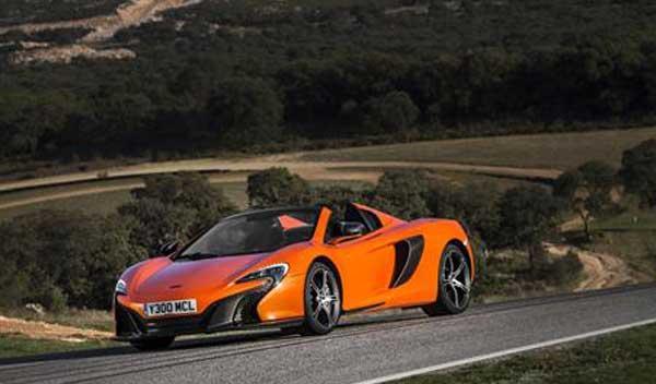 McLaren en Goodwood 2014