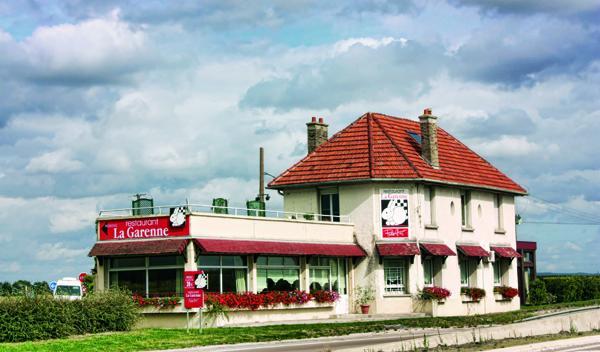 Restaurante La Garenne