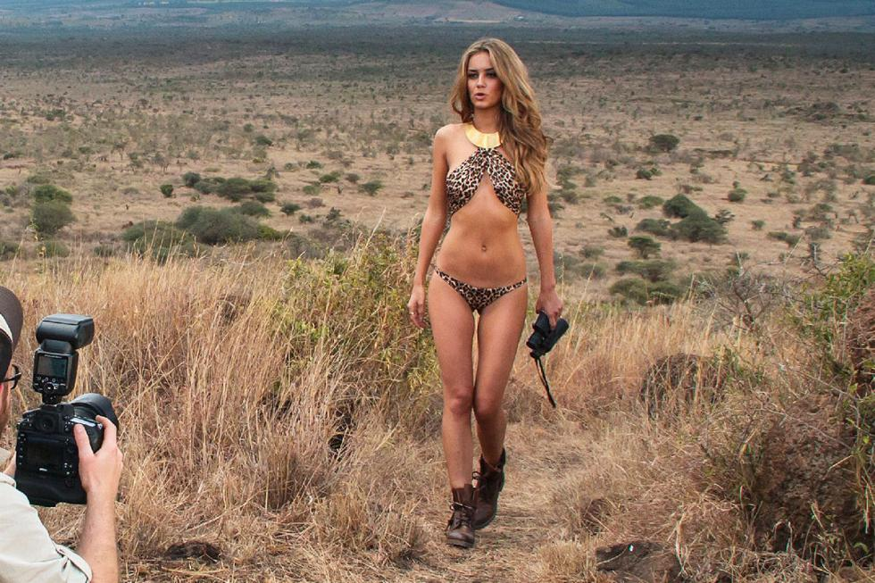 'Making of' explosivo del calendario Miss Tuning 2015