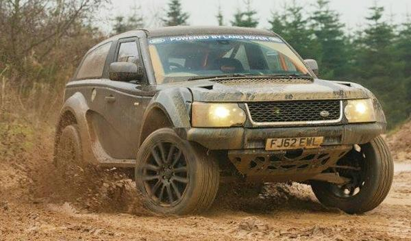 Bowler EXR-S frontal