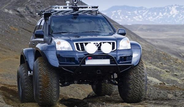 Artic Trucks Toyota Land Cruiser