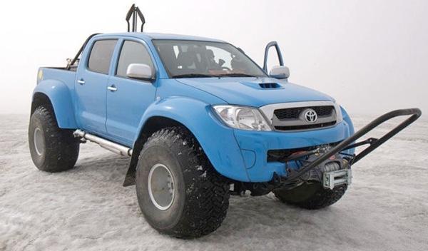 Artic Trucks Toyota Hilux