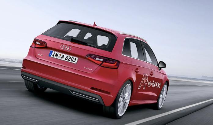 Prueba a fondo: Audi A3 e-tron