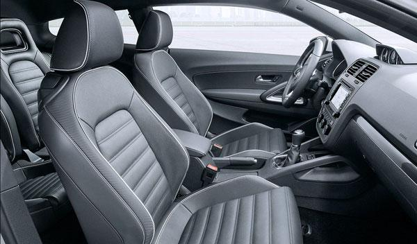 volkswagen scirocco 2014 asientos