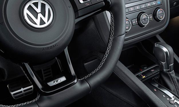 volkswagen scirocco R 2014 volante