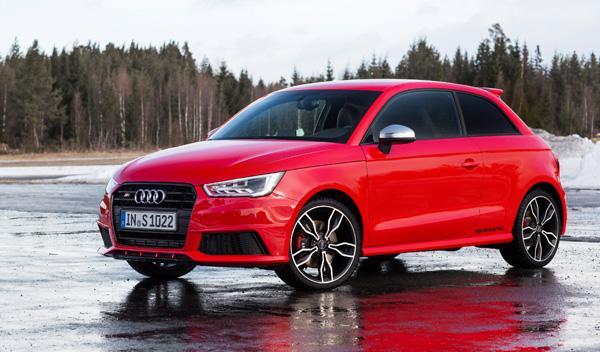 Audi S1 delantera