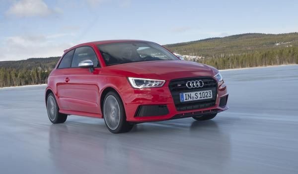 Audi S1 frontal