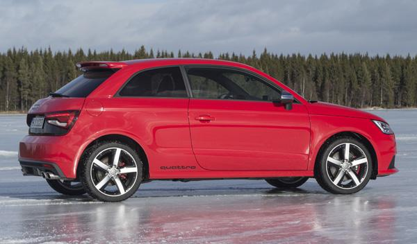 Audi S1 lateral