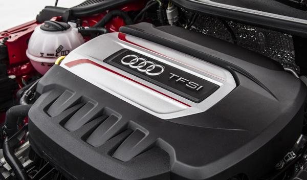 Audi S1 motor