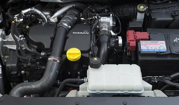 Nissan Pulsar motor