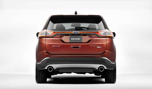 Ford Edge europeo