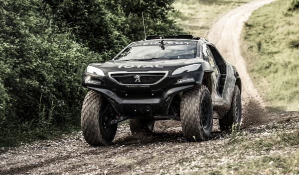 Peugeot-2008-DKR-Dakar-2015-frontal