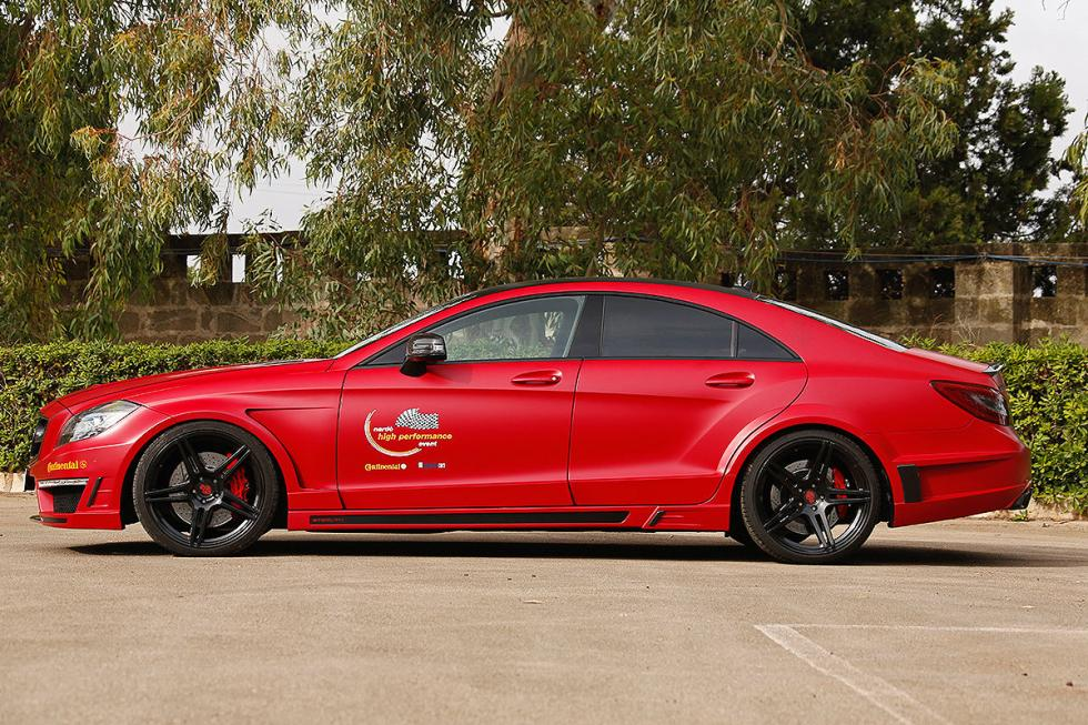 GSC CLS 63 AMG Stealth