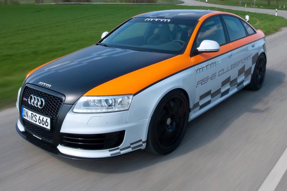 MTM RS6 R Clubsport