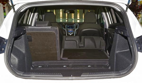 Hyundai i30 Brasil maletero