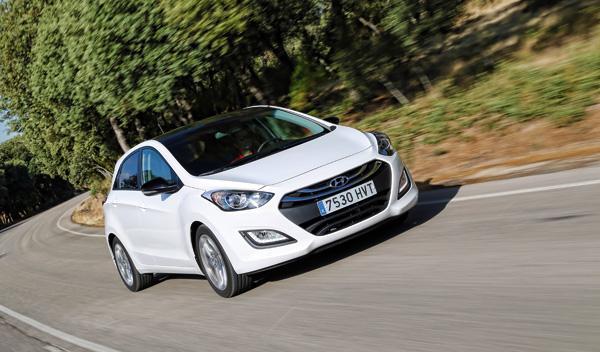 Hyundai i30 Brasil frontal