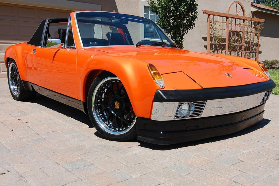 Porsche 914 tuneado