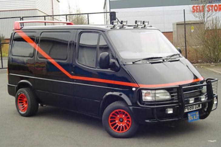 Ford Transit Equipo A