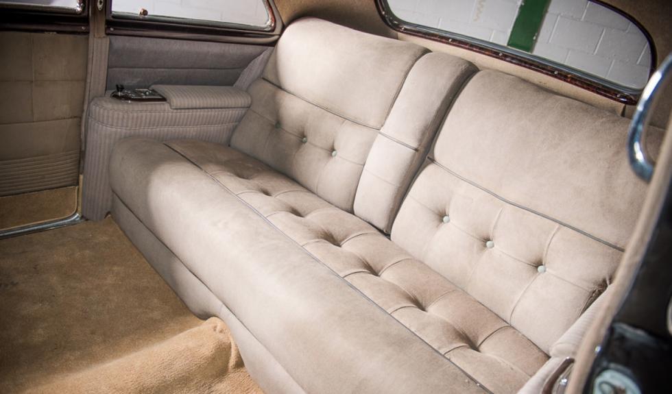 Interior Cadillac Eva Peron