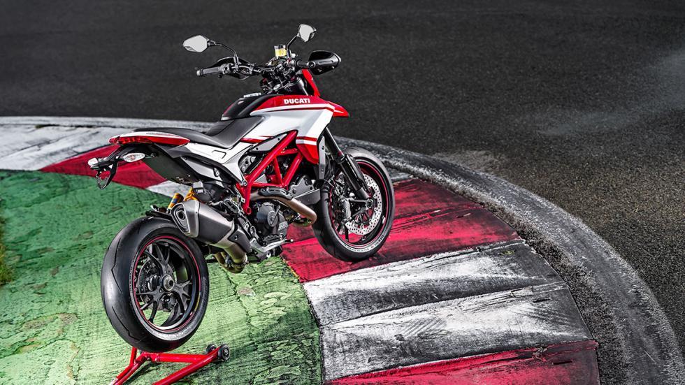 Ducati Hypermotard SP 2015 trasera