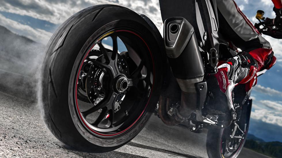 Ducati Hypermotard SP 2015 llanta
