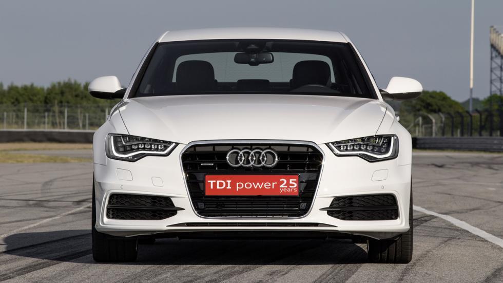 Audi A6 TDI Concept morro