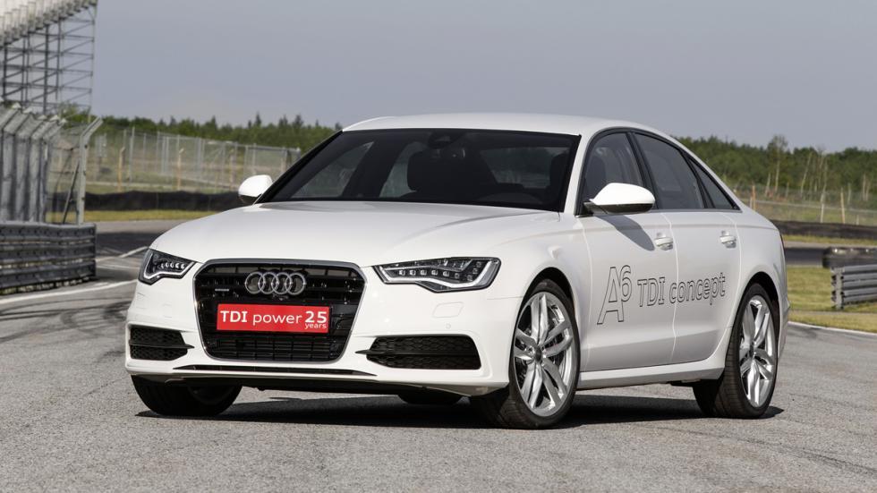 Audi A6 TDI Concept estática
